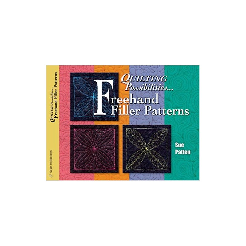 Quilting Possibilities by Sue Patten - Quilt&Patchwork Onlineshop : quilting possibilities - Adamdwight.com