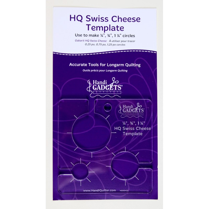 Swiss Cheese Ruler