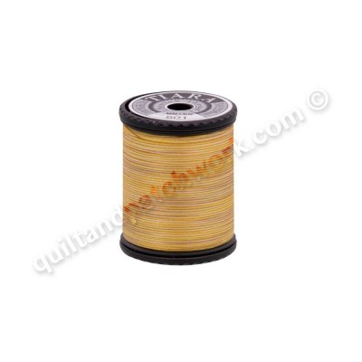 Tiara Multicolor Silk Sewing Thread 100% Seide 50 215dtex 250m