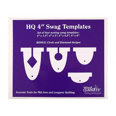 HQ Lineal Set 4″ Swag
