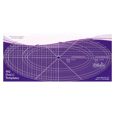 HQ Lineal Set Oval C