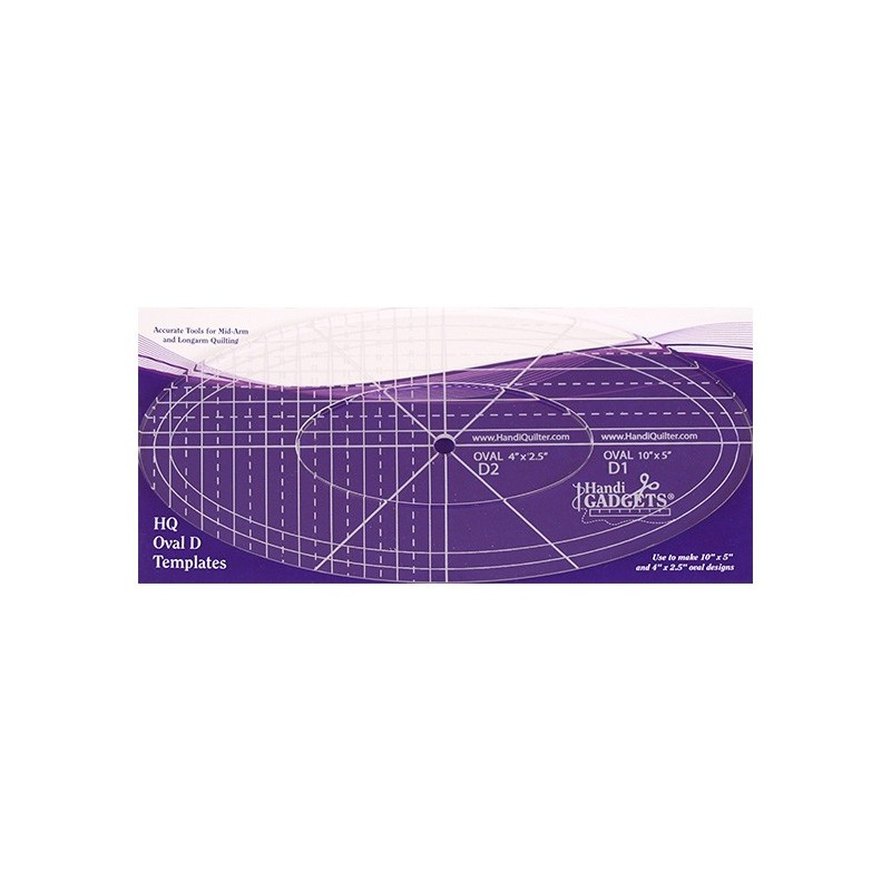 HQ Lineal Set Oval D